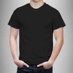 Μπλουζάκι Χρωματιστό Λαιμόκοψη/με δικό σας σχέδιο