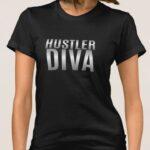 T-shirt γυναικείο/HustlerDiva