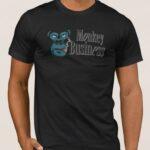 Μπλουζάκι  Λαιμόκοψη / Monkey Business  2