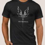 Μπλουζάκι  Λαιμόκοψη /ARCHANGEL