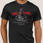 Μπλουζάκι  Λαιμόκοψη /DEADPOOL 2