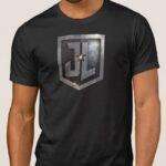 Μπλουζάκι  Λαιμόκοψη /Justice League