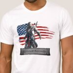 Μπλουζάκι  Λαιμόκοψη /Assassin's Creed Connor Kenway