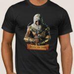 Μπλουζάκι  Λαιμόκοψη /Assassin's Creed Bayek de Siwa