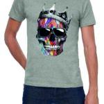 Man T-Shirt-greymelange