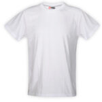 T-shirt unisex-Λευκό-Βαρύ/με το δικό σας λογότυπο